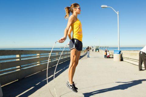 Прыжки со скакалкой — самое опасное упражнение