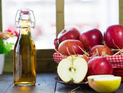 Яблочный уксус от варикозной болезни
