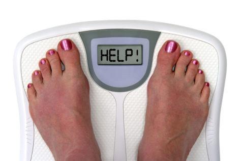 Избыточный вес – тоже фактор риска