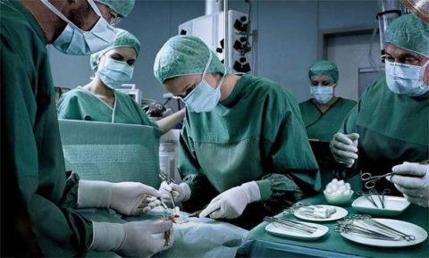 Оперативное вмешательство при варикозе вен матки применяют редко