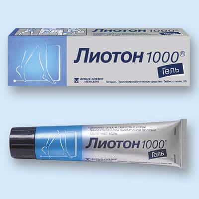 Препараты для местного лечения варикозной болезни