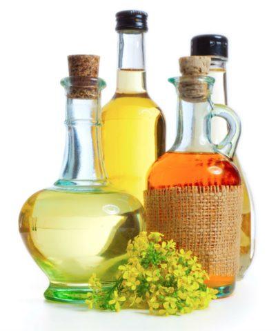 Растительное масло при заболевании сосудов