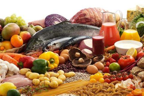 Свежие, качественные и нежирные блюда