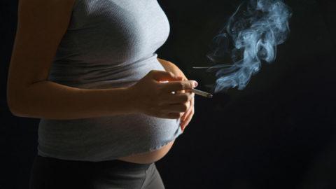 Цена пагубных привычек слишком высока во время беременности