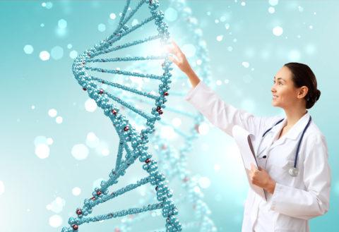 Врачи-генетики - это те, кто знает, чем болели наши предки