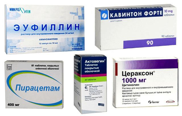 Препараты, которые назначают врачи