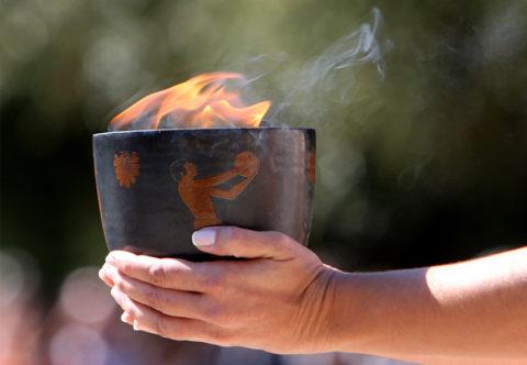 Для победы над болезнью огонь должен гореть в душе