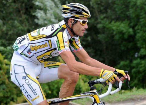 Джордж Хинкапи — велосипедист, которому варикоз не мешает побеждать