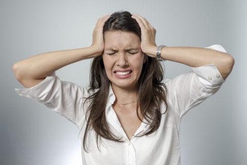 Один из главных признаков повышенного давления - боль