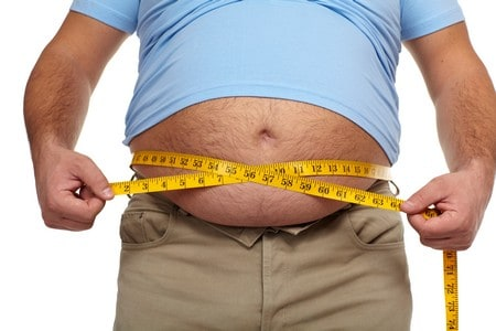 Избыточный вес добавляет вероятность возникновения ВРВ мошонки