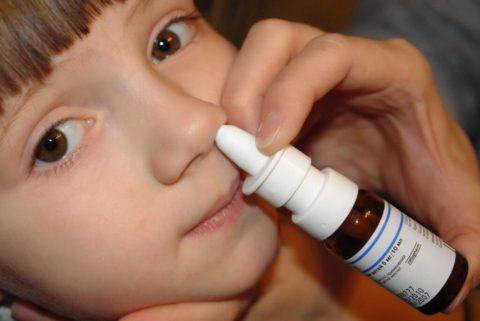 Капли с фенилэфедрином безопасны для детей