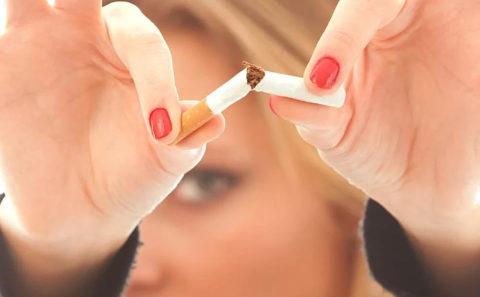 Курение – частая причина проблем кровообращения
