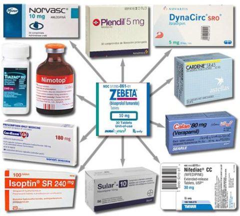 Наиболее популярные препараты 2 поколения