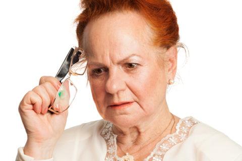 Нарушения памяти и внимания, а также личностные расстройства говорят о выраженных нарушениях