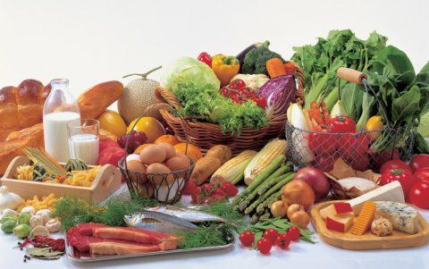 Полезные продукты для здоровья сосудов