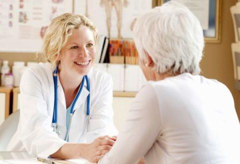 Посещение специалиста – верный шаг в борьбе с атеросклерозом