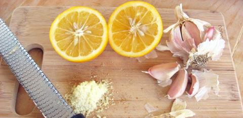 Простые и доступные ингредиенты для чистки сосудов
