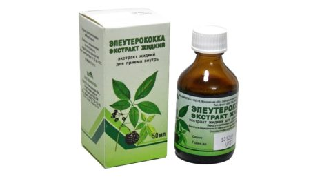 Средняя цена экстракта элеутерококка в аптеке – 60 р.