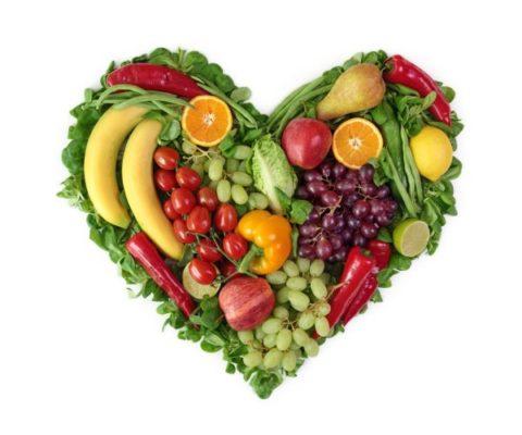 Вся польза в овощах и фруктах