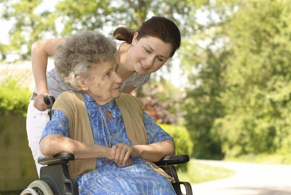 Уход за родственниками инвалидами