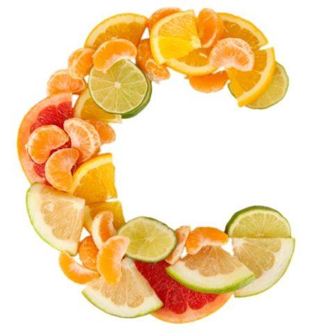 Витамин С – основа витаминного меню