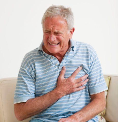 Боль в сердце – главный симптом стенокардии