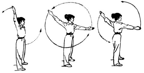 Движения руками