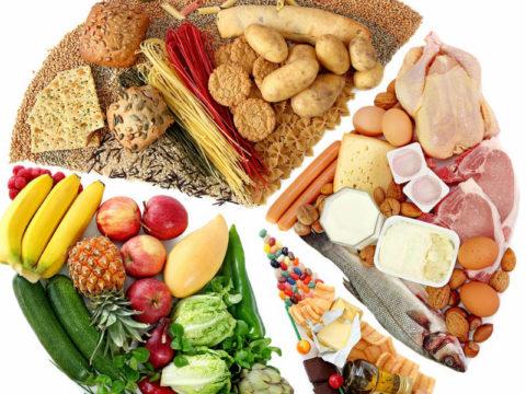 Ешьте больше полезных продуктов, ограничив вредные