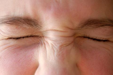 Изменение четкости зрительных полей как основной симптом патологии