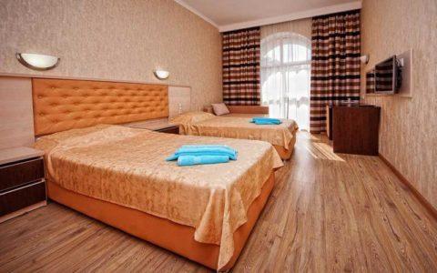 Комнаты для санаторного отдыха