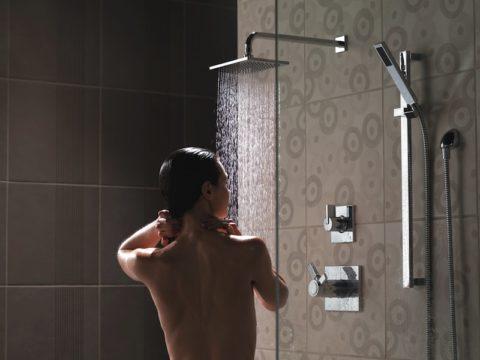 Контрастный душ – лучшая тренировка для сосудов