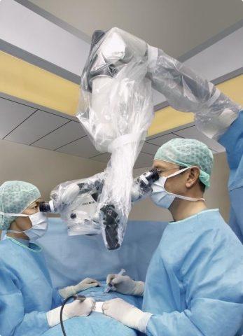 Лечение варикоцеле микрохирургическим способом