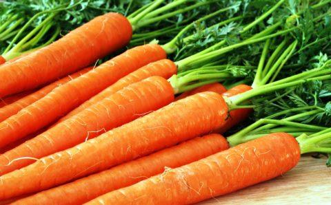 Морковь – лучший друг сосудов.