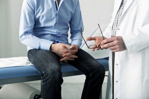 Наличие болевого синдрома в яичках повод обратиться за консультацией к урологу