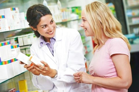 Не приобретайте лекарственные средства по совету фармацевта.