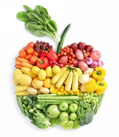 Нормальное питание - это основной залог здоровья сосудов и сердца.