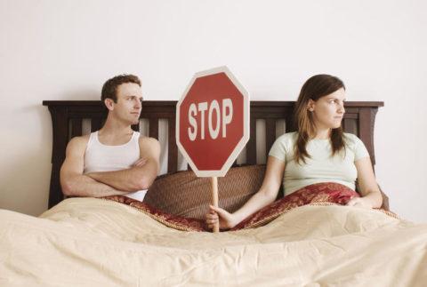Отсутствие семяизвержения приводит к застойным процессам в половых органах