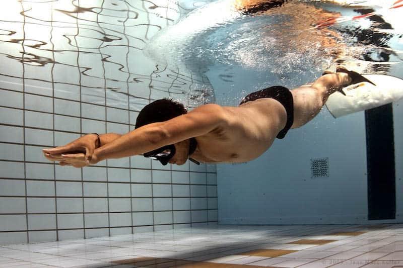 Плаванье хорошо с точки зрения профилактики и восстановления после операции