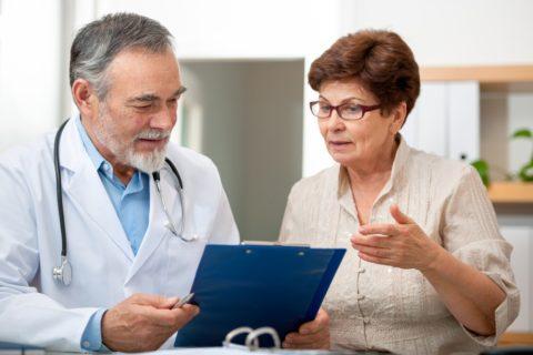 Решение о необходимости проведения стентирования принимает врач