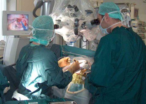 Проведение операции – залог полного восстановления организма