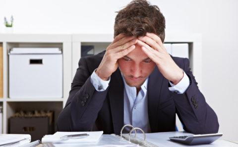 Вредное влияние стрессов