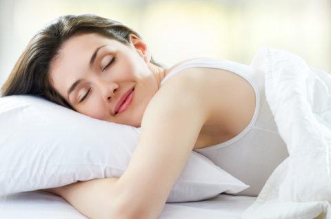 Здоровый сон – гарантия хорошего самочувствия.