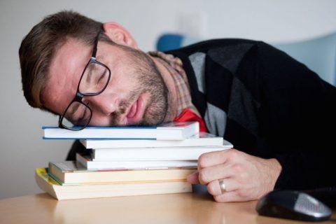 Чрезмерная сонливость