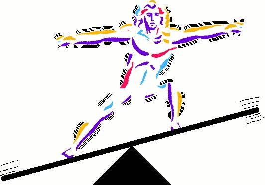 Чтобы сохранять гомеостаз, организму нужно постоянно балансировать