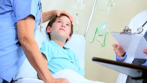 Как лечить ВРВ у ребенка должен решать врач и родители