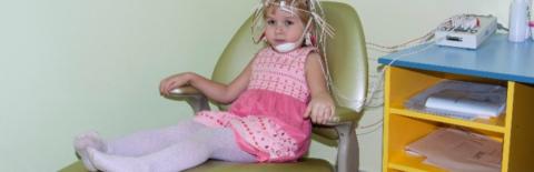 Электроэнцефалограмма ребенку
