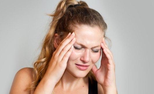 Пациенты часто жалуются на головную боль