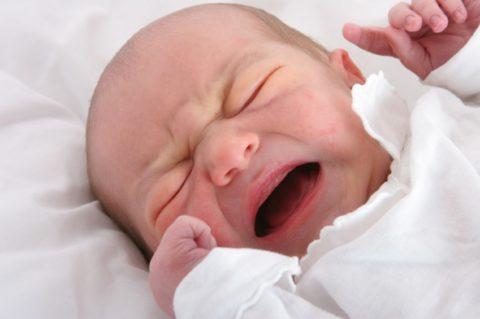 Инсульт у новорожденных