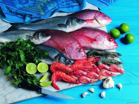 Морская рыба – незаменимый источник полезных веществ и жиров, необходимых для полноценного функционирования организма каждого человека.