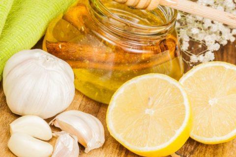 Очистить сосуды помогут эти продукты